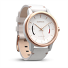 Additional Images for vivomove Classic, Rose Gold-tone w/ Leather Band, WW (Eng only) - DISCONTINUED!