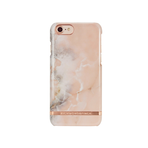 RICHMOND & FINCH FOR IPHONE 6/6S PLUS/7 PLUS/8 PLUS PINK MARBLE