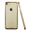 Additional Images for VIVA MADRID - Metalico Flex for iPhone 7/8 ~ Back Case, Champagne Gold