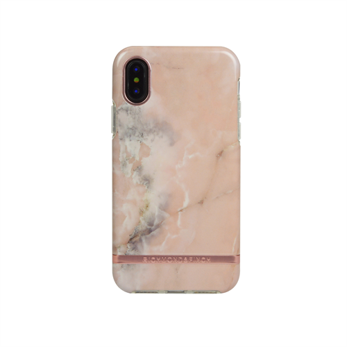 RICHMOND & FINCH FOR IPHONE X/Xs PINK MARBLE