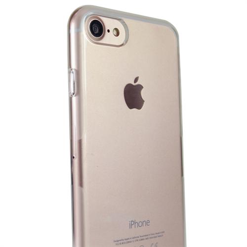 LBT iPHONE 7/8 INVISA, SLIM CLEAR CASE