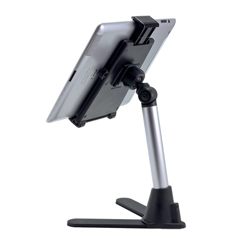 """ARKON 10"""" MINI DESK TABLE STAND WITH KEEP RELEASE"""