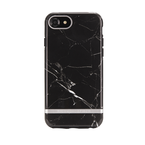 RICHMOND & FINCH FOR IPHONE 6/6S/7/8 BLACK MARBLE