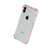 Additional Images for TUFF 8 BACK CASE WITH ROSE GOLD  TRIM TRIPLE INJECTION FOR IPHONE X/Xs
