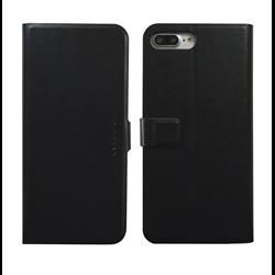 VIVA MADRID - Finura Cierre for iPhone 7/8 Plus ~ Folio Case, Cierre Black