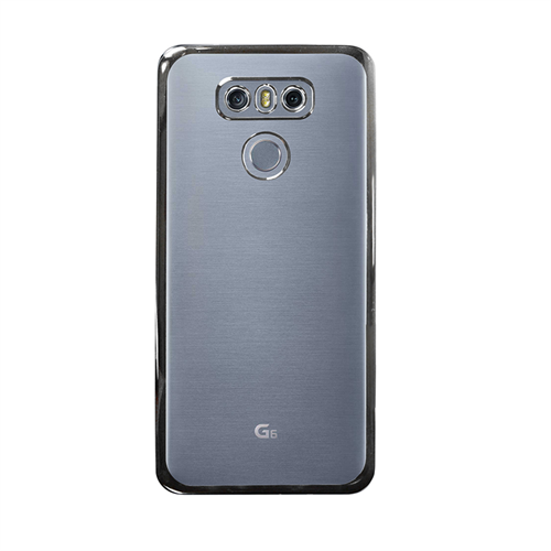 VIVA MADRID - Metalico Flex Ash Gunmetal (Gunmetal) for LG G6 ~ Back Case