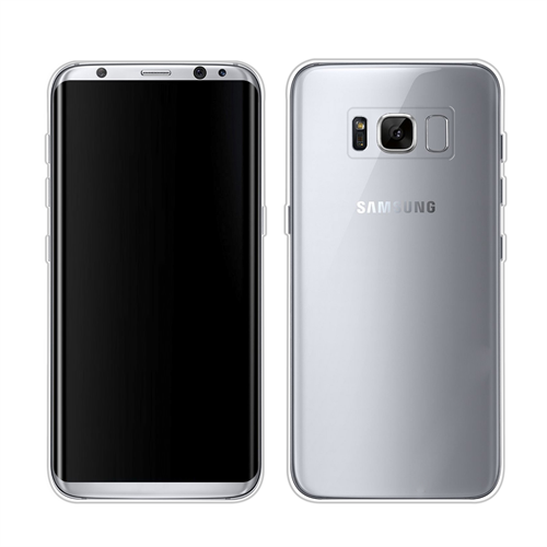 LBT SAMSUNG GALAXY S8 CLEAR GEL SKIN