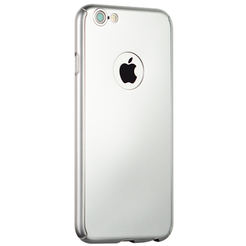 GELGRIP IPHONE 6S REBORN SILVER INCLUDES TEMPERED GLASS