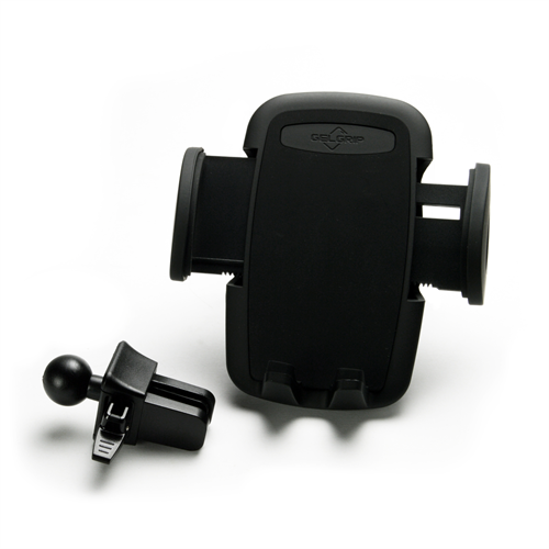 GELGRIP UNIVERSAL PHONE HOLDER WITH VENT MOUNT