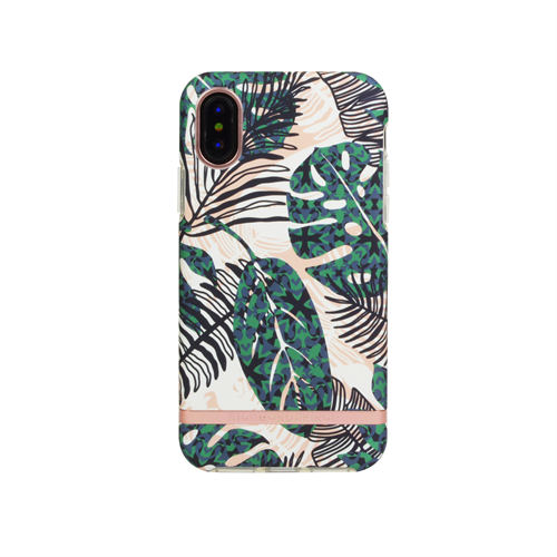 RICHMOND & FINCH FOR IPHONE X TROPICAL LEAVES