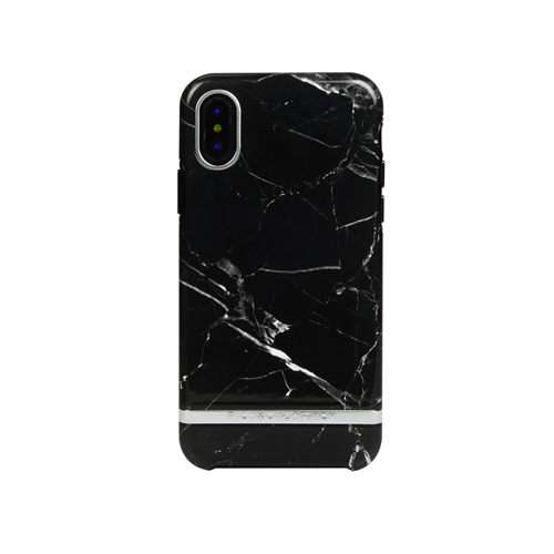 RICHMOND & FINCH FOR IPHONE X/Xs BLACK MARBLE