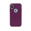 "Additional Images for LBT iPHONE X ""dualKase"" PURPLE ON DARK PURPLE"