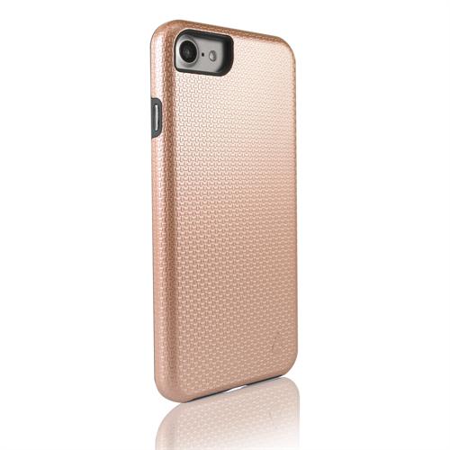 "LBT iPHONE 7 ""dualKase"" ROSE GOLD"
