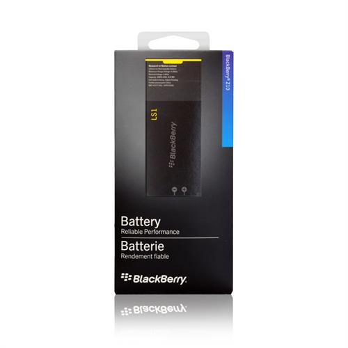 ORIGINAL BLACKBERRY Z10 LS-1 BATTERY