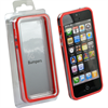 IPHONE 5/5S RED TRIM BUMPER