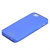 LBT BLACK PKGD. IPHONE 5/5S/SE BLUE GEL SKIN
