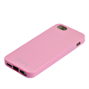 LBT BLACK PKGD. IPHONE 5/5S/SE BABY PINK CANDY GEL SKIN