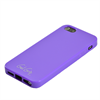 LBT BLACK PKGD. IPHONE 5/5S PURPLE GEL SKIN