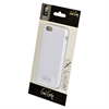 CLASSIC SERIES PRE-PKGD. IPHONE 5/5S/SE WHITE GEL SKIN