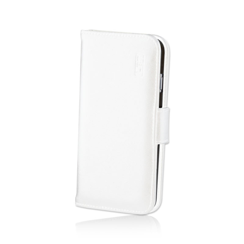 IPHONE 6/6S  WHITE WALLET CASE