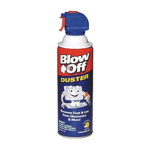 BLOW OFF DUSTER COMPRESSED AIR CANISTER