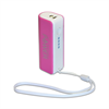 Additional Images for LBT PINK & WHITE POWERBANK