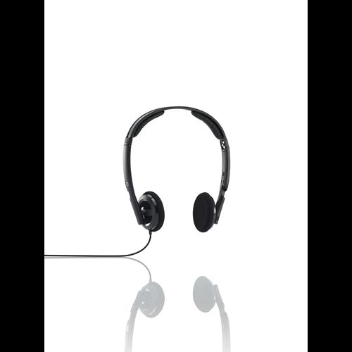 SENNHEISER PX100-II i 3.5mm MINI HEADPHONE W/REMOTE