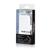 Additional Images for LBT WHITE LAMBSKIN WALLET CASE FOR BB Q10