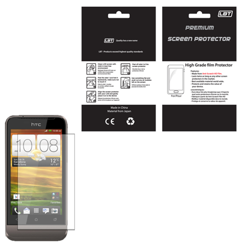 HTC 1 V HD FILM SCREEN PROTECTOR