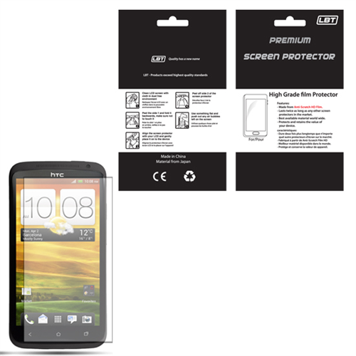 HTC 1 X HD FILM SCREEN PROTECTOR