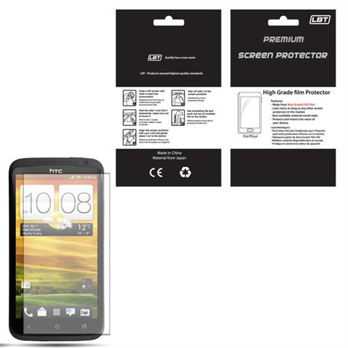 HTC 1 X HD FILM SCREEN PROTECTOR