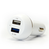 Additional Images for LBT DUAL PORT USB 2.4 & 1 AMP CAR ADAPTOR