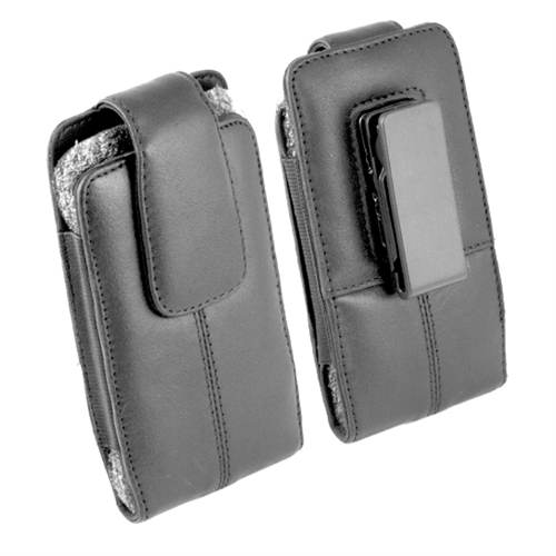 LBT RETAIL PKGD. XPERIA ZL LAMBSKIN LEATHER HOLSTER FITS W/ GEL SKIN