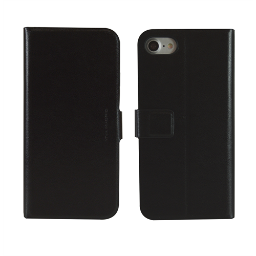 VIVA MADRID - Finura Cierre for iPhone 7/8 ~ Folio Case, Cierre Black