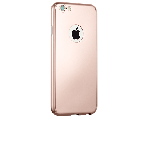 GELGRIP IPHONE 6S REBORN ROSE GOLD INCLUDES TEMPERED GLASS