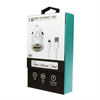 Additional Images for LBT APPLE APPROVED 2.4 AMP SMART CAR CHARGER W/ DETACHABLE LIGTHNING CABLE