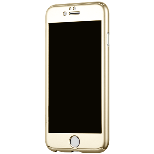 GELGRIP IPHONE 6S REBORN GOLD INCLUDES TEMPERED GLASS