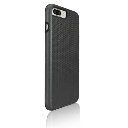 "LBT iPHONE 7/8 PLUS ""dualKase"" CARBON BLACK"