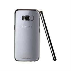 VIVA MADRID - Metalico Flex Ash Gunmetal for Samsung Galaxy S8 Back Case