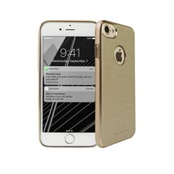 VIVA MADRID - Mirada Destello Champagne for iPhone 7 ~ Back Case, Gold