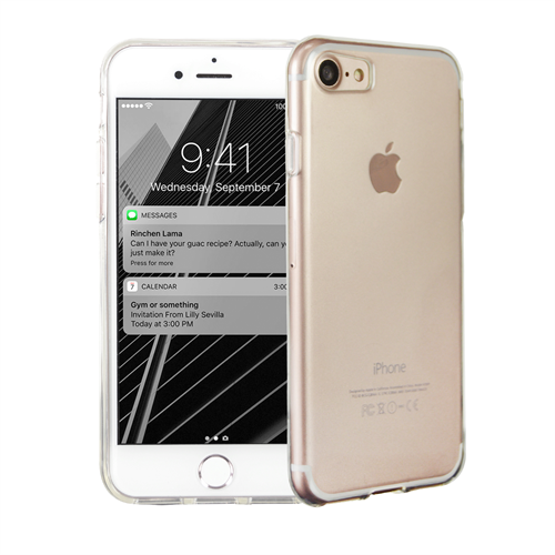 LBT Classic Clear Gel Case for iPhone 7/8