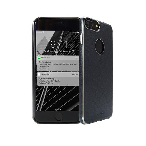 VIVA MADRID - Mirada Destello Starlight for iPhone 7 Plus ~ Back Case, Black