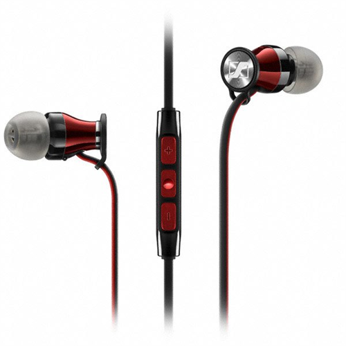 SENNHEISER MOMENTUM IN EAR HEADSET W/ 3 BUTTON INLINE REMOTE FOR IOS