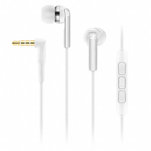 Sennheiser - CX2.00i White for ios devices