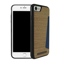 VIVA MADRID - Atleta Polo for iPhone 7 ~ Card Case, Brown