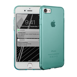 LBT Classic Blue Gel Case for iPhone 7
