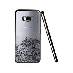 VIVA MADRID - Jardin Secreto for Samsung Galaxy S8 ~ Back Case, Bloom (flower)