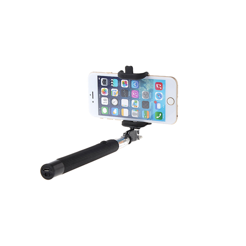 SELFIE STICK WITH BLUETOOTH, REMOTE CONTROL AND STAND