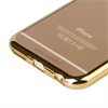 Additional Images for VIVA MADRID METALICO FLEX  CHAMPAGNE GOLD EDGE FOR IPHONE 6/6S