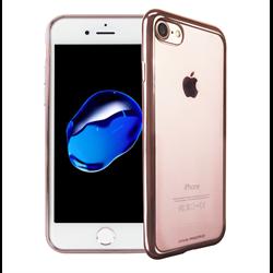 VIVA MADRID - Metalico Flex for iPhone 7 ~ Back Case, Rose Gold